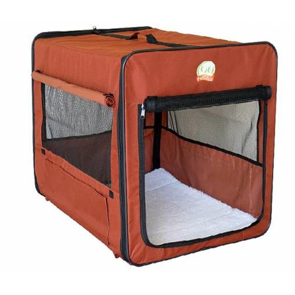 brown, cratebed, Pet Bed, Pets
