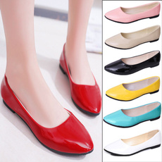 casual shoes, Fashion, workshoe, candy color