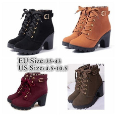 Platform Shoes, knightboot, Womens Shoes, Elegant