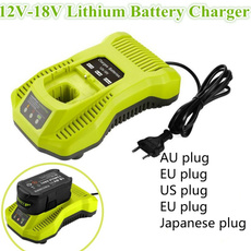 Battery Charger, ryobione, Battery, charger