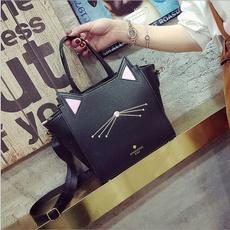 women bags, zipperbag, lovely, Capacity