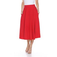 girlsskirt, Women's Fashion, Apparel, white