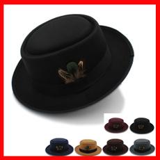 Pie, Fedora Hats, Fedora, porkpiehatformen