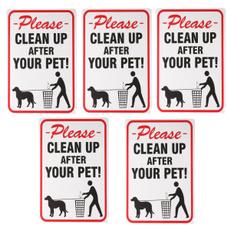 signsforgarage, warningsign, warningsticker, Pets