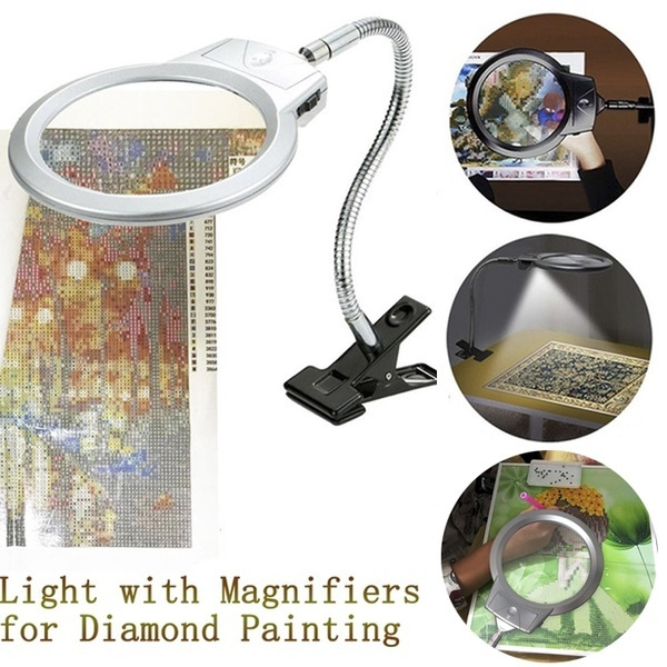 ledmagnifier, loupelamp, Fashion, led