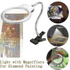 ledmagnifier, loupelamp, Fashion, led