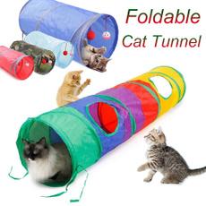 rainbow, cattoy, cattunnel, cathole