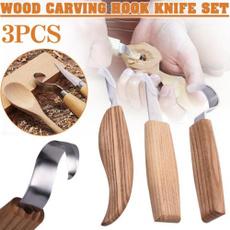 Fashion, carvingknife, woodcarvingtool, Tool