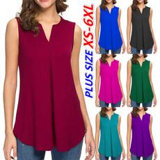 Summer, Vest, Plus size top, camisole