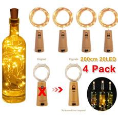 ledlightstring, Copper, Decor, led