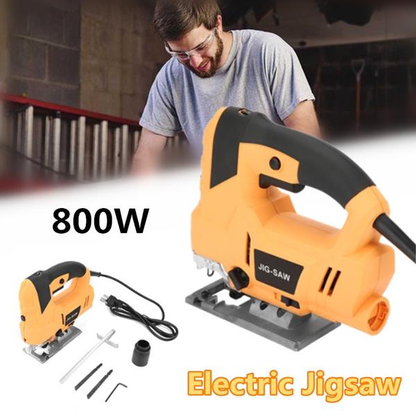 Heavy, Jigsaw, Laser, Electric