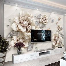 Modern, Home Decor, Wallpaper, Decor
