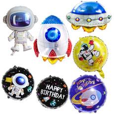outer, Space, Balloon, theme