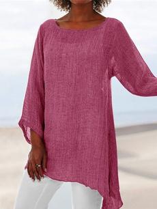chemisier, blouse, Cotton Shirt, Shirt