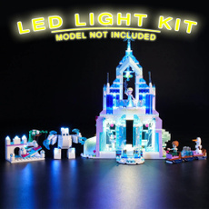 frozenelsasmagicalicepalace, decoration, Toy, led