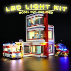 lego60204, Toy, led, usb