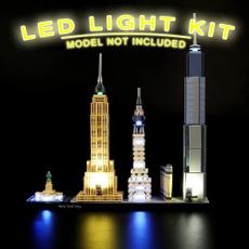 decoration, Toy, led, newyorkcity
