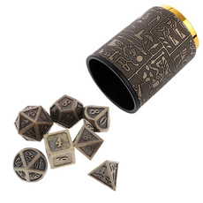 Exotic, Toy, Dice, Cup