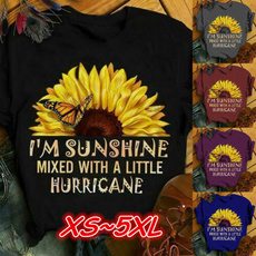 Tops & Tees, Funny T Shirt, Shirt, Sunflowers