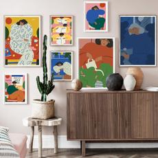 Beautiful, Decor, Unframed Oil Painting, art