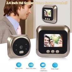 doorbell, eye, nightvisiondoorbell, homesecurity