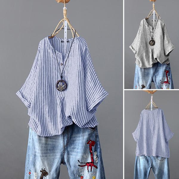 blouse, summer t-shirts, Shirt, loose top