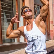 bodybuildingvestmen, Vest, Fashion, Summer