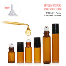 Steel, Ball, rollon, fragranceatomizerbottle