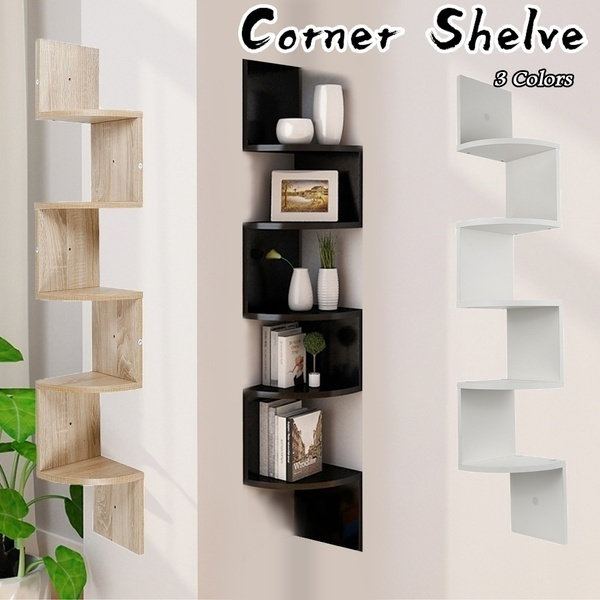 cornershelf, Wooden, Shelf, displaystand