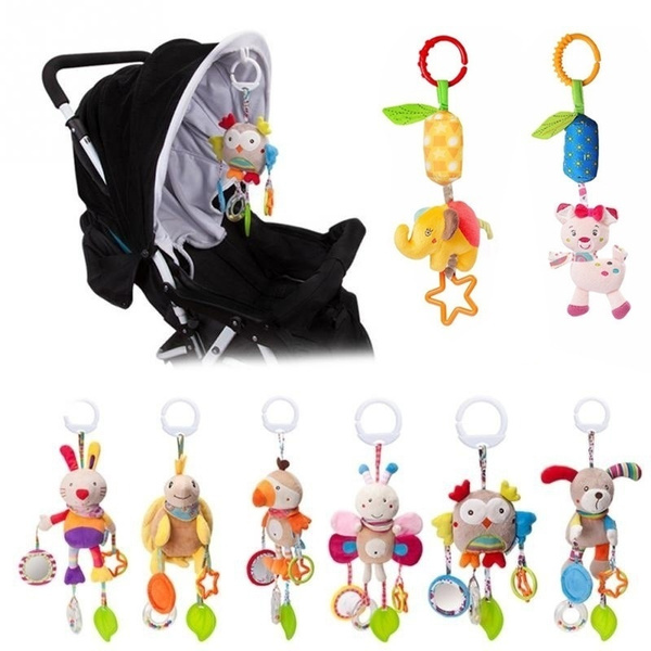 Toy, Gifts, Mobile, stroller