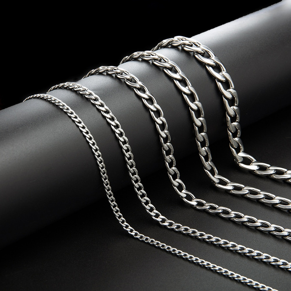 Steel, Fashion necklaces, Stainless Steel, Jewelry