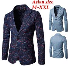 nightclub dress, slim, Blazer, Coat