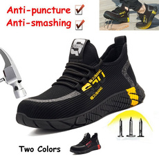 Steel, Fiber, Hiking, Shoes