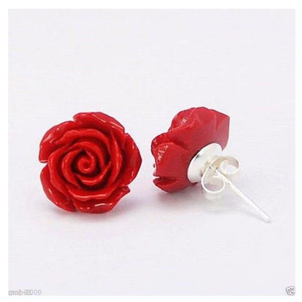 Sterling, Fashion, silver earrings for women, Pearl Earrings