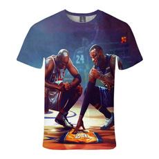kobe, LeBron, Shirt, Sleeve