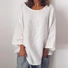 shirttopsforwomen, blouse, Fashion, Cotton