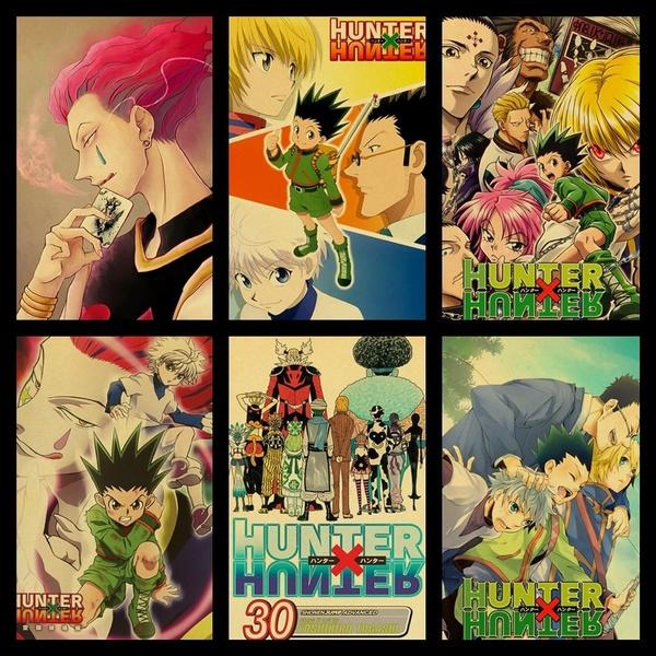 kraft, hunterxhunter, Family, Classics