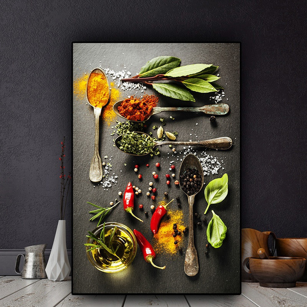 Beautiful, Kitchen & Dining, Unframed Oil Painting, art