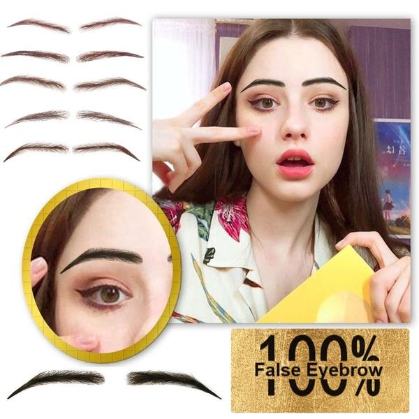 eyebrowswig, groweyebrow, whattousegroweyebrow, brown