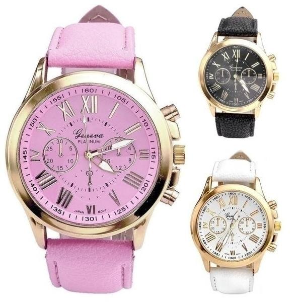quartz, fashion watches, leather, quartz watch