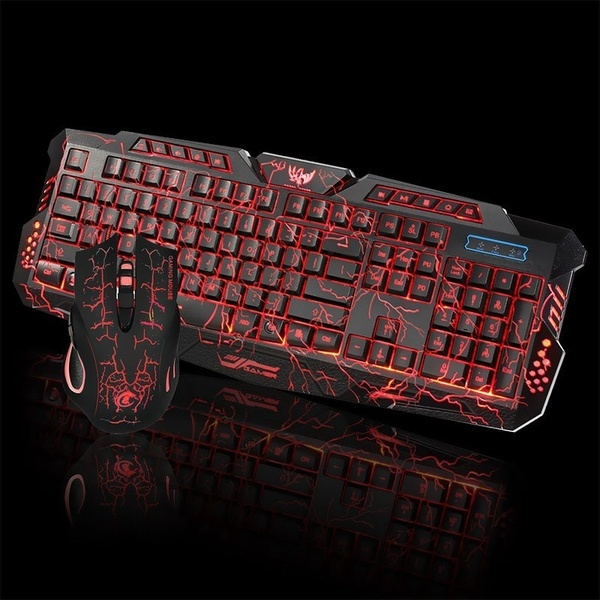backlitkeyboard, gamingkeyboard, wiredkeyboard, led
