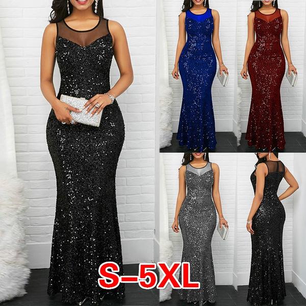 Plus Size, Cocktail, long dress, Evening Dress