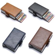 leather, Men, purses, cardbag