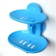Box, suctionsoaptray, Bathroom, Bathroom Accessories