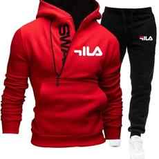 Sport, runningsweatsuit, pulloversportsuit, filasuit