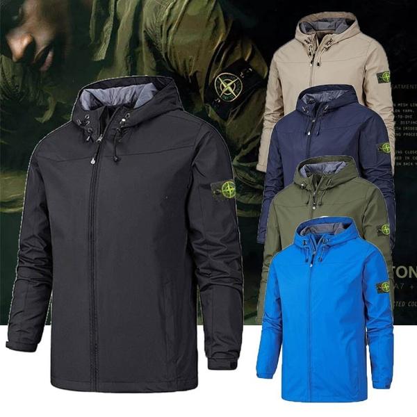 men coat, Outdoor, Spring/Autumn, Waterproof