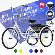 bikeaccessorie, Bicycle, Cycling, 26tricycle