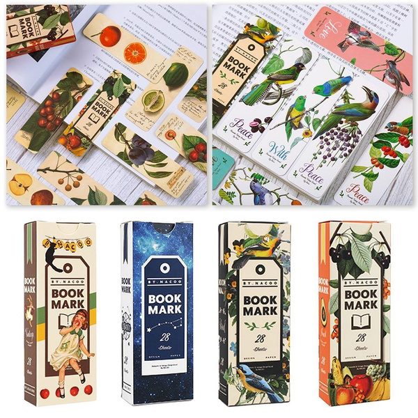 Bookmarks, Paper, booklabel, Stationery