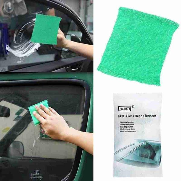 Cotton, glassremoversponge, automotivetoolssupplie, Glass
