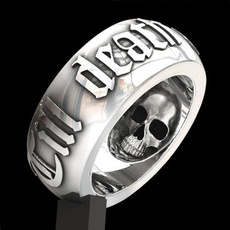 Steel, Goth, Fashion, Jewelry